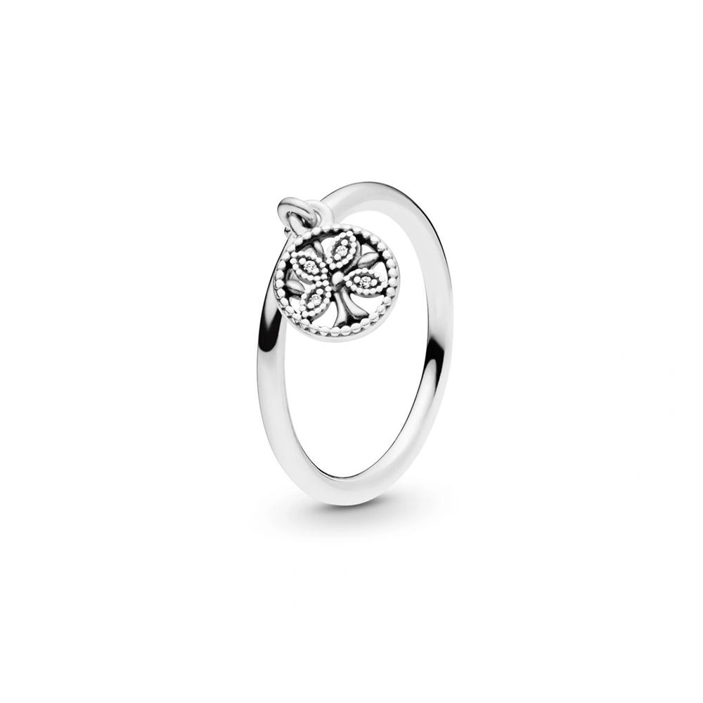 טבעת כסף עץ החיים