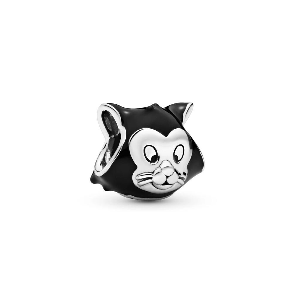 צארמ כסף דיסני החתול פיגארו