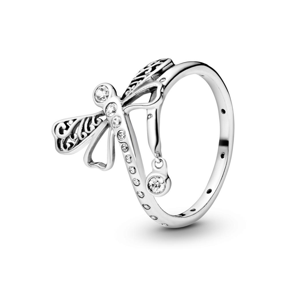 טבעת כסף שפירית חולמנית